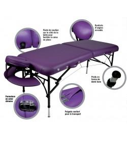 Table de Massage Pliable RHEA