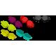 Pince Nettoyante Lunette VISIOCLEAN avec 6 recharges chamoisines