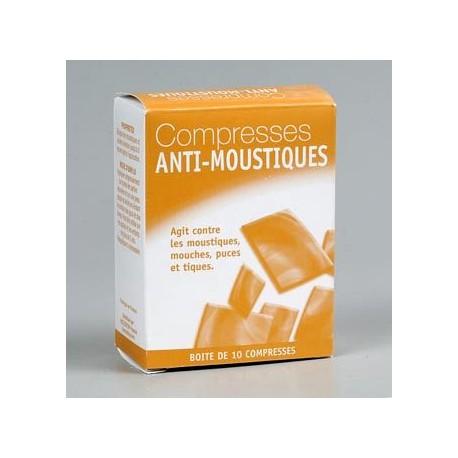 Tampons Anti-Moustique boite de 10