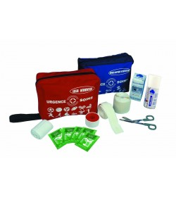 Trousse de Secours Sports ROUGE VIDE