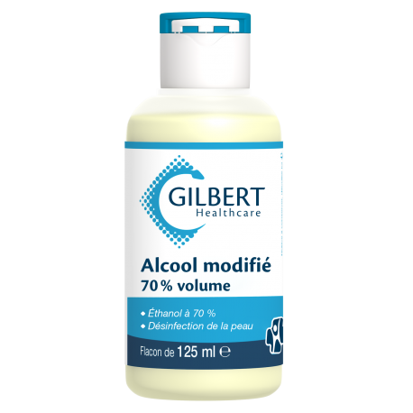 Spray Alcool Modifié 70% 125 ML