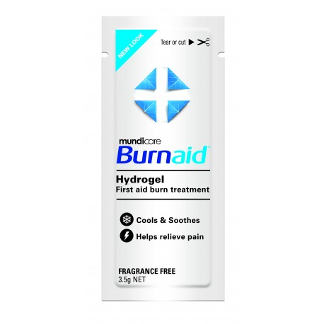 Gel Burn Aid 3,5 GR Brulûre