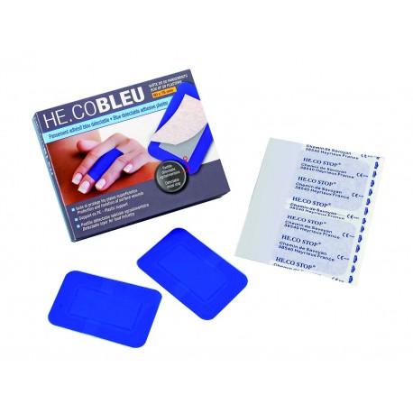 Pansement Bleu Détectable 50 X 75 mm Bte de 50