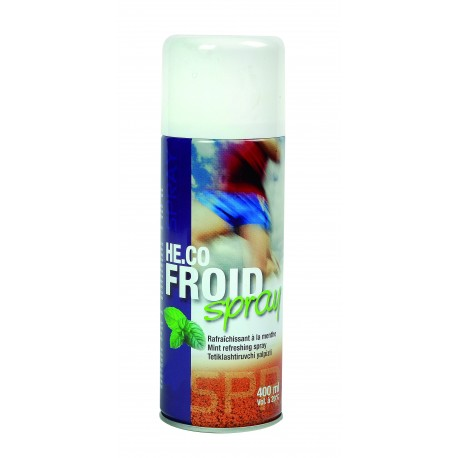 Spray Froid 400 ML Mentholé
