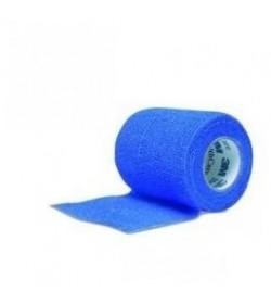 Bande Coheban 5 CM x 4,5 M Bleu