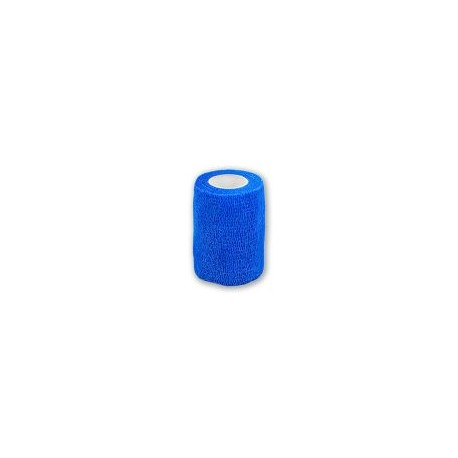Bande Coheban 2,5 CM x 4,5 M Bleu
