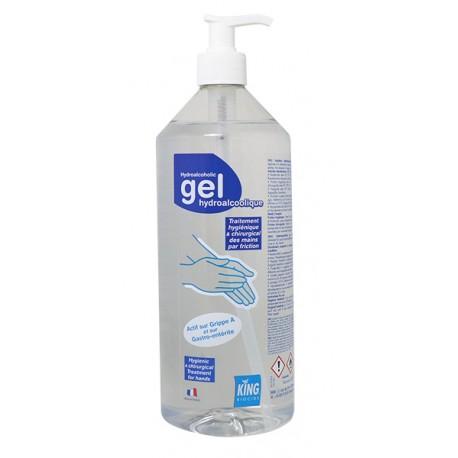 Gel Hydroalcoolique 1 L + Pompe